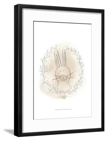 Woodland Vignettes I-June Erica Vess-Framed Art Print