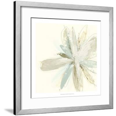 Floral Impasto IV-June Erica Vess-Framed Giclee Print