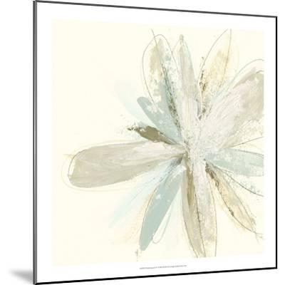 Floral Impasto IV-June Erica Vess-Mounted Giclee Print