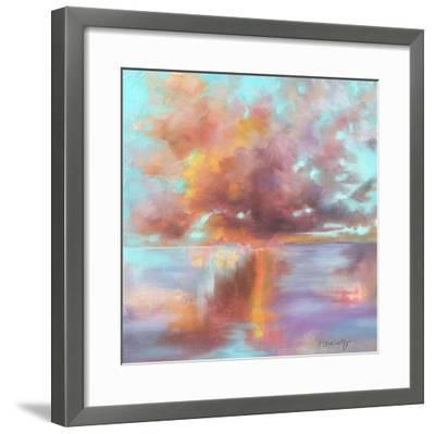 Love and Light-Marabeth Quin-Framed Art Print