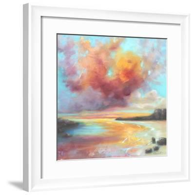 Storm's End-Marabeth Quin-Framed Art Print
