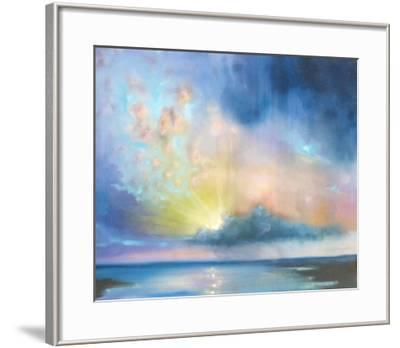 Heaven is Around You-Marabeth Quin-Framed Art Print