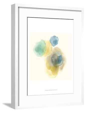 Fluid Geology III-June Erica Vess-Framed Art Print