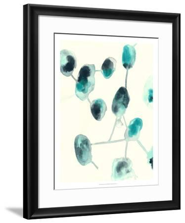 Fluid Structure II-June Erica Vess-Framed Giclee Print