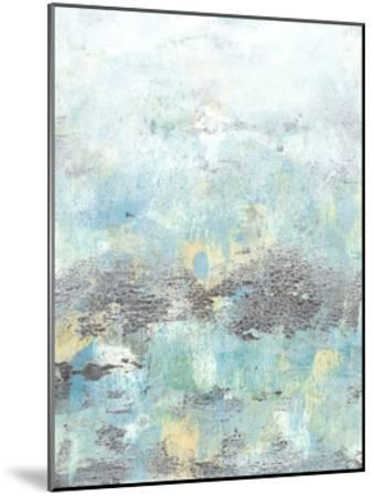 Cerulean Reflections I-Naomi McCavitt-Mounted Art Print