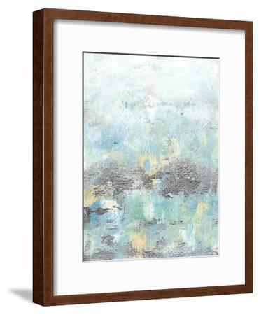 Cerulean Reflections I-Naomi McCavitt-Framed Art Print