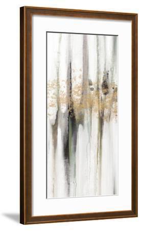 Falling Gold Leaf I-Studio W-Framed Art Print