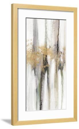 Falling Gold Leaf II-Studio W-Framed Art Print