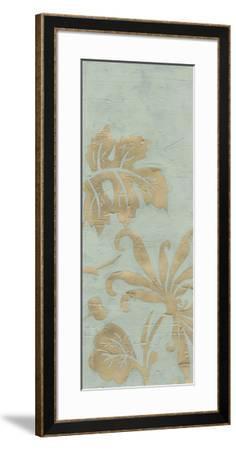Graceful Garden Triptych I-June Erica Vess-Framed Giclee Print