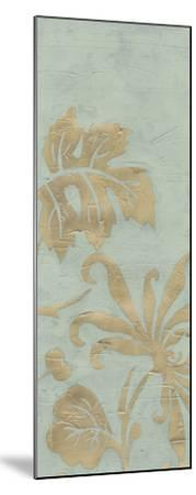 Graceful Garden Triptych I-June Erica Vess-Mounted Giclee Print