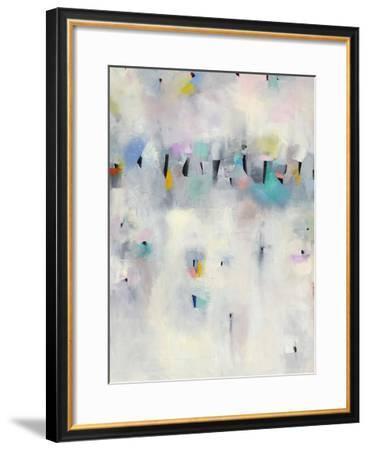 Procession II-Nikki Galapon-Framed Art Print