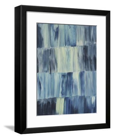 Aurora Blues I-Grace Popp-Framed Giclee Print