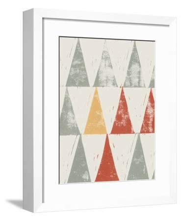 Fall Triad I-Grace Popp-Framed Art Print