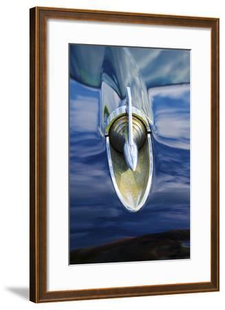 Cars of Cuba VI-Laura Denardo-Framed Art Print