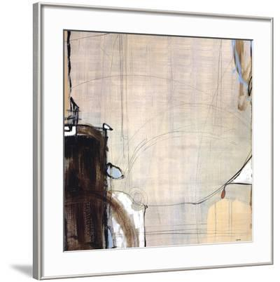 Projection II-Robert Charon-Framed Art Print