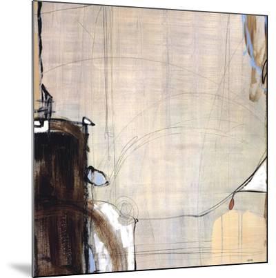 Projection II-Robert Charon-Mounted Art Print