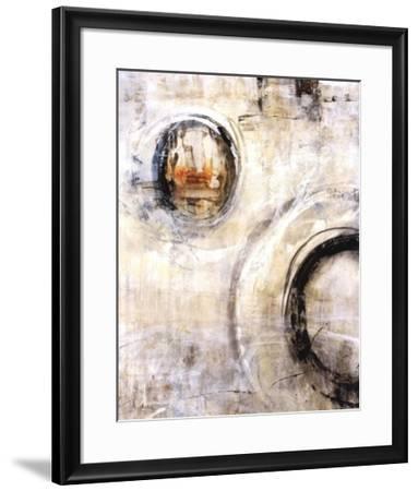 Fling-Jodi Maas-Framed Art Print