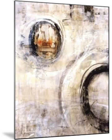 Fling-Jodi Maas-Mounted Art Print