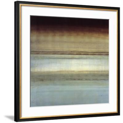 Beauty in Blue II-Randy Hibberd-Framed Art Print