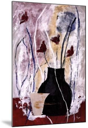 Expression I-Carmen Gimenez-Mounted Art Print