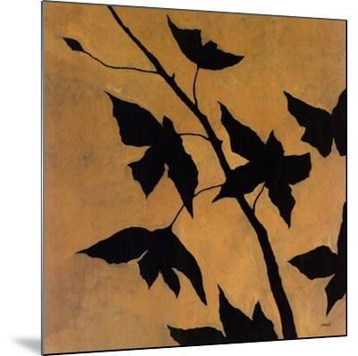 Blossoms II-Robert Charon-Mounted Art Print