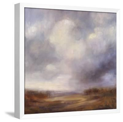 Blue Light-Simon Addyman-Framed Art Print