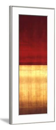 Color Panel II-Randy Hibberd-Framed Art Print