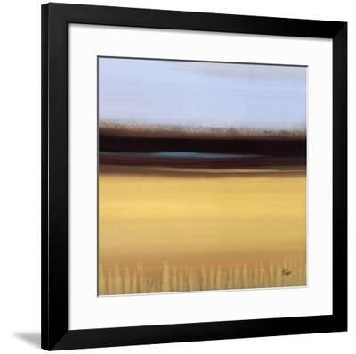 Today's View I-Lisa Ridgers-Framed Art Print