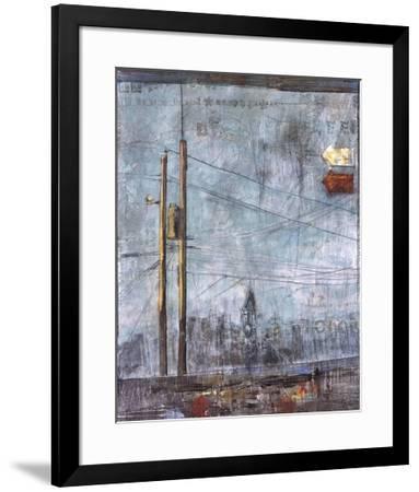 Long Distance I-Peter Kuttner-Framed Art Print