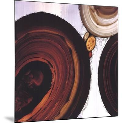 Orbs I-Robert Charon-Mounted Art Print