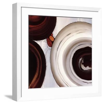Orbs II-Robert Charon-Framed Art Print