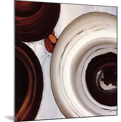 Orbs II-Robert Charon-Mounted Art Print