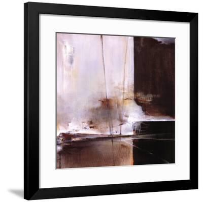 Vanishing Train-Terri Burris-Framed Art Print
