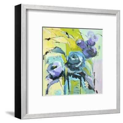 Floral VI-Kim McAninch-Framed Art Print