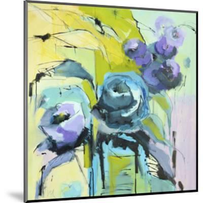 Floral VI-Kim McAninch-Mounted Art Print