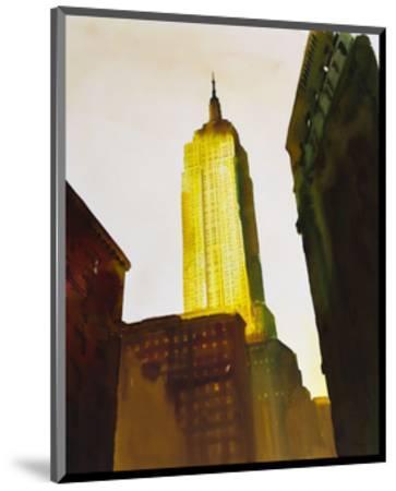 Skyscraper 1-Paulo Romero-Mounted Art Print
