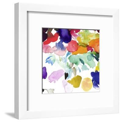 Quentin-Bluebellgray-Framed Art Print
