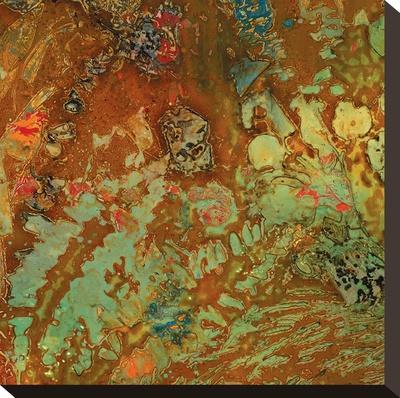 Midori - A-Jay Zinn-Stretched Canvas Print