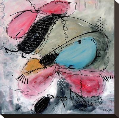 Motus De IEnvol-Annie Rodrigue-Stretched Canvas Print