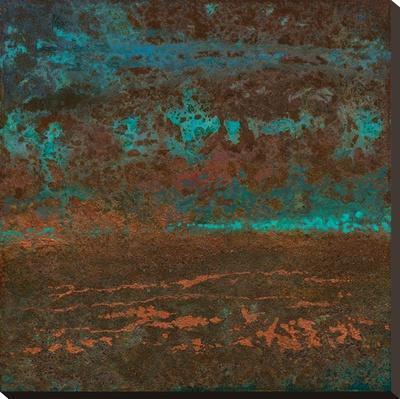 Lava Haze-Jay Zinn-Stretched Canvas Print