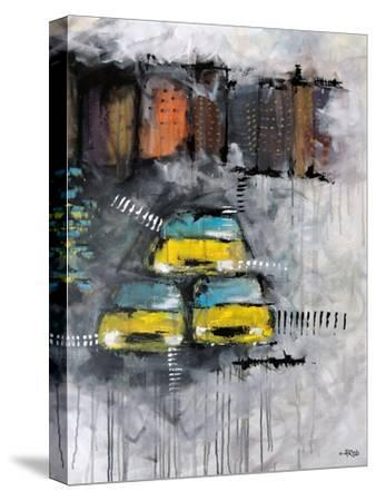 Urbanit 3466-Annie Rodrigue-Stretched Canvas Print