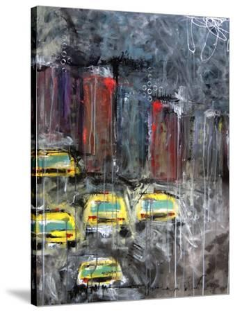 Urbanite 9-Annie Rodrigue-Stretched Canvas Print