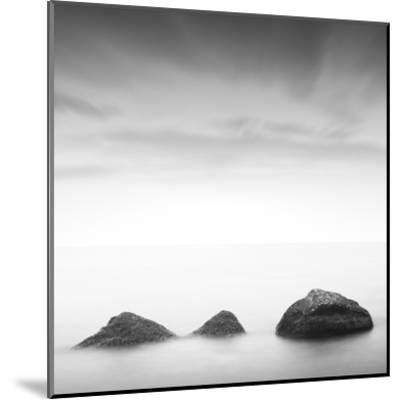 Ocean Rocks I-Sorochan-Mounted Art Print