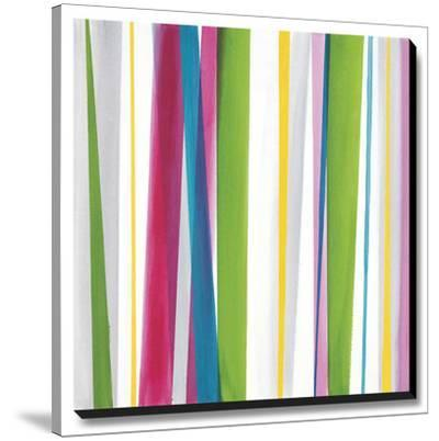 Straight Lines-St^ Germain Patrick-Stretched Canvas Print