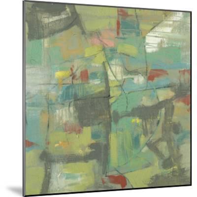 Kinetic Pastel I-Jennifer Goldberger-Mounted Premium Giclee Print