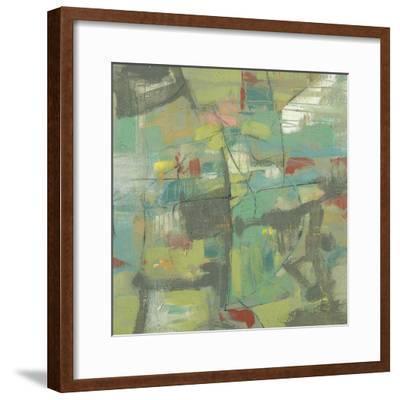 Kinetic Pastel I-Jennifer Goldberger-Framed Premium Giclee Print