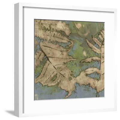 Fern Lake II-Jennifer Goldberger-Framed Premium Giclee Print