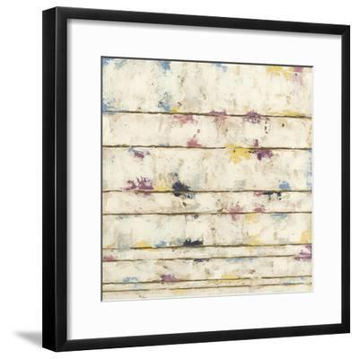 Lined Abstract II-Megan Meagher-Framed Premium Giclee Print