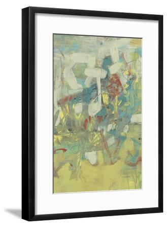 Graffiti Abstract II-Jennifer Goldberger-Framed Premium Giclee Print