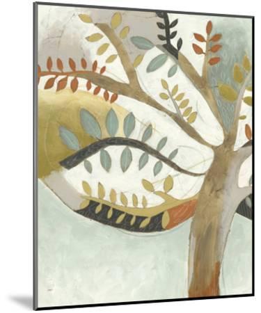 Arbor Whimsy I-June Vess-Mounted Premium Giclee Print